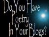 Poetryblogrankings.com