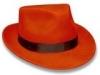 Также шляпа может являться декоративным элементом костюма. .  Сама шляпа состоит из тульи́...