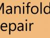 Manifold: Repair