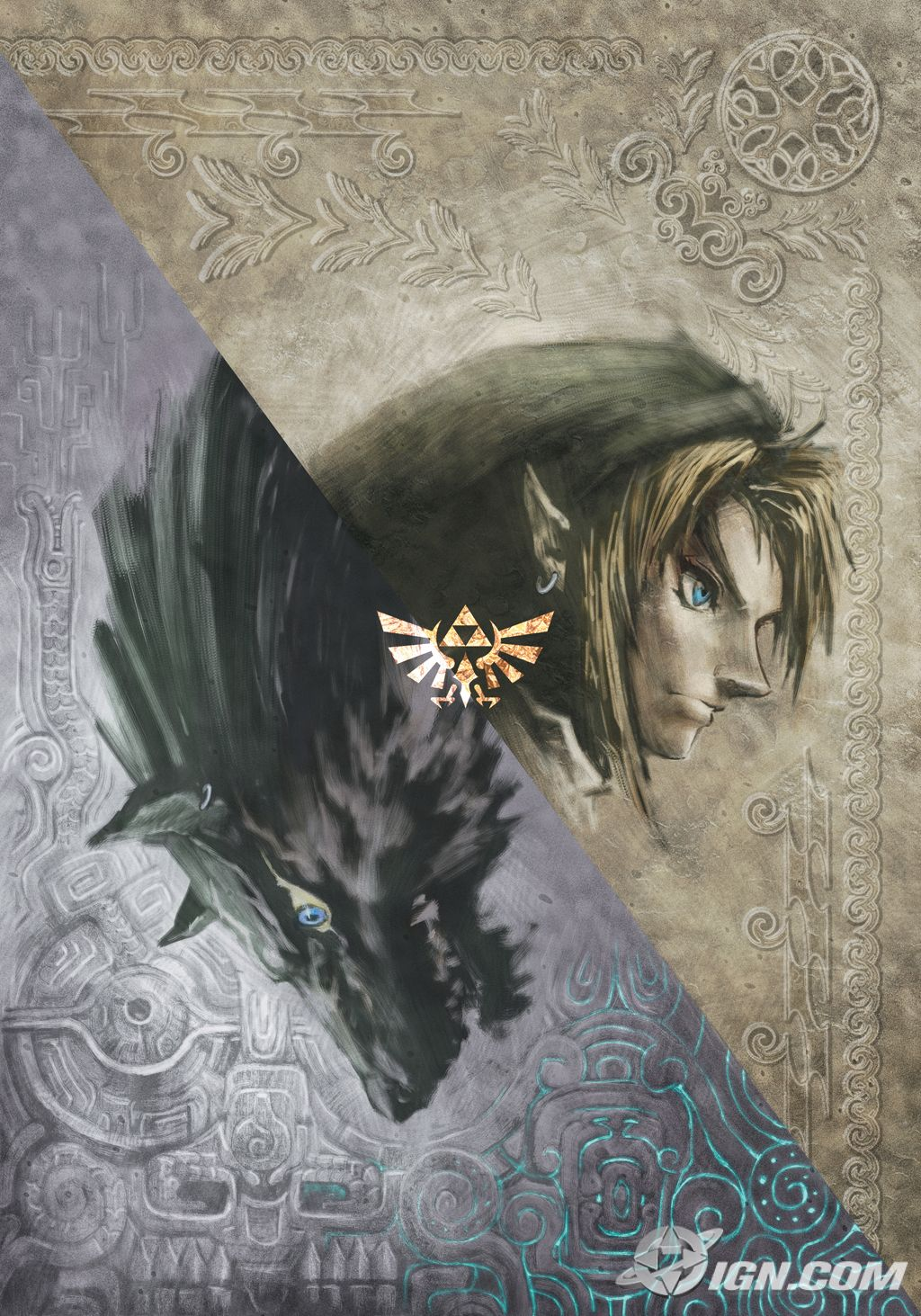 Twilight Princess Wolf Link