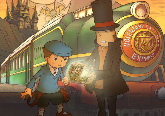 Professor Layton And The Eternal Diva An Writerscafe Org The
