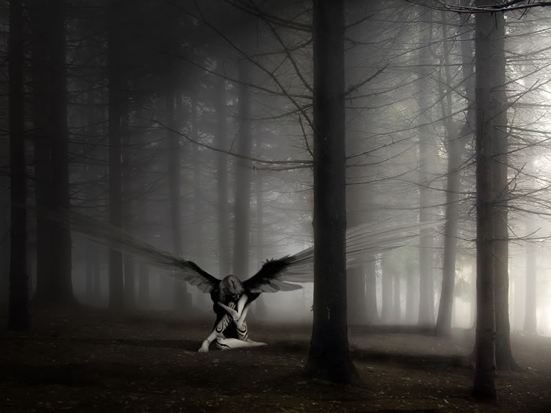 Am A Broken Angel | WritersCafe.org | The Online Writing Community