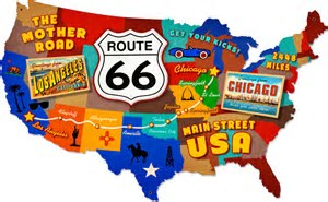 route 66 online
