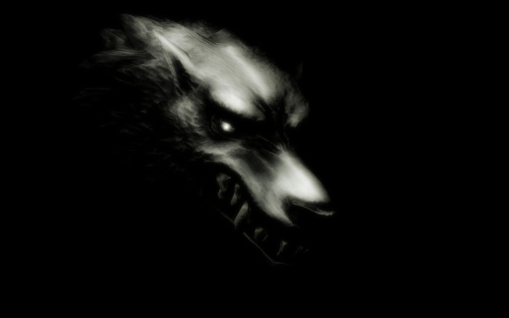 The big bad wolf a poem by januarydreamer lurking within the shadows