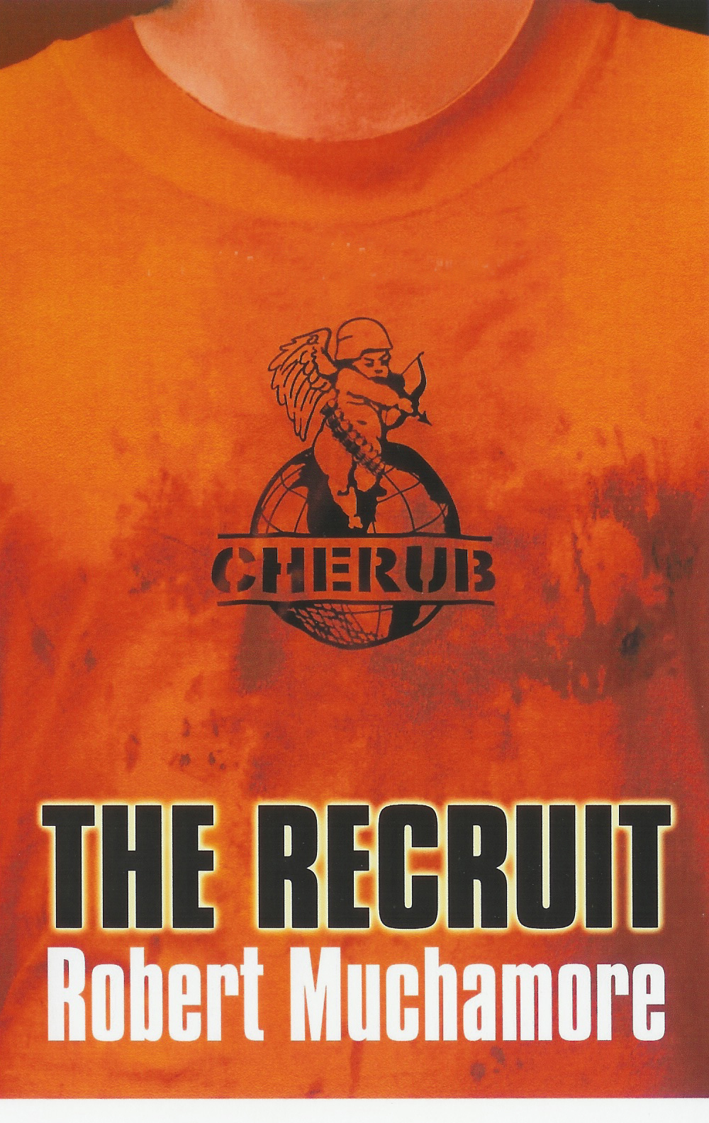 the recruit by robert muchamore essay New guard robert muchamore ryan sharma is a cherub agent working undercover, he can slip under adult radar and get information that sends criminals and terrorists to jail.