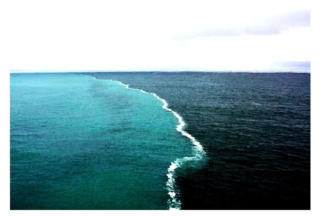 Where two oceans meet ocean love pinterest