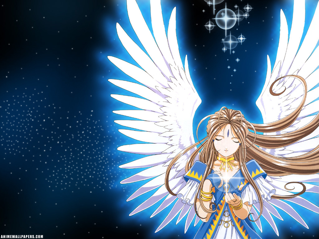 Ah! My Goddess! Anime Review | WritersCafe.org | The Online ...