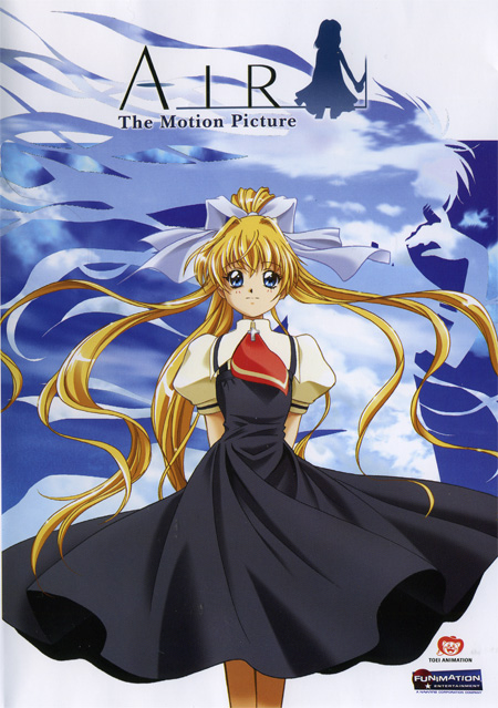 Air Anime Movie Review | WritersCafe.org | The Online ...