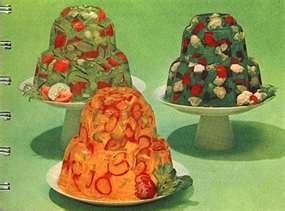 Fabulous vintage Jell-O