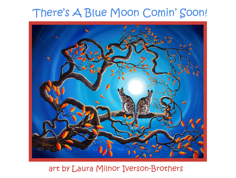 blue moon song the online writing community. Black Bedroom Furniture Sets. Home Design Ideas