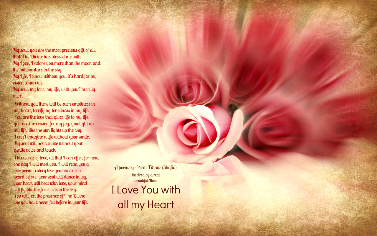 Wallpaper I Love You All : I Love You With All My Heart Quotes. QuotesGram