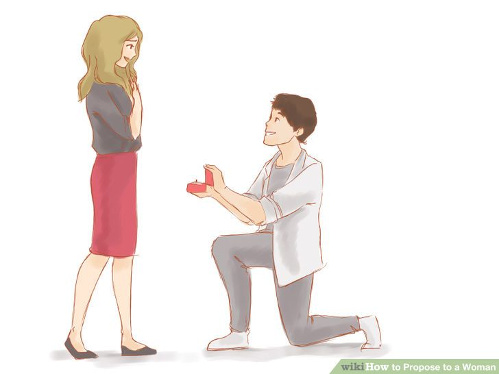 how to propose to a lady pdf