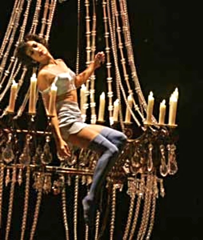 Swing From The Chandelier 10 Words