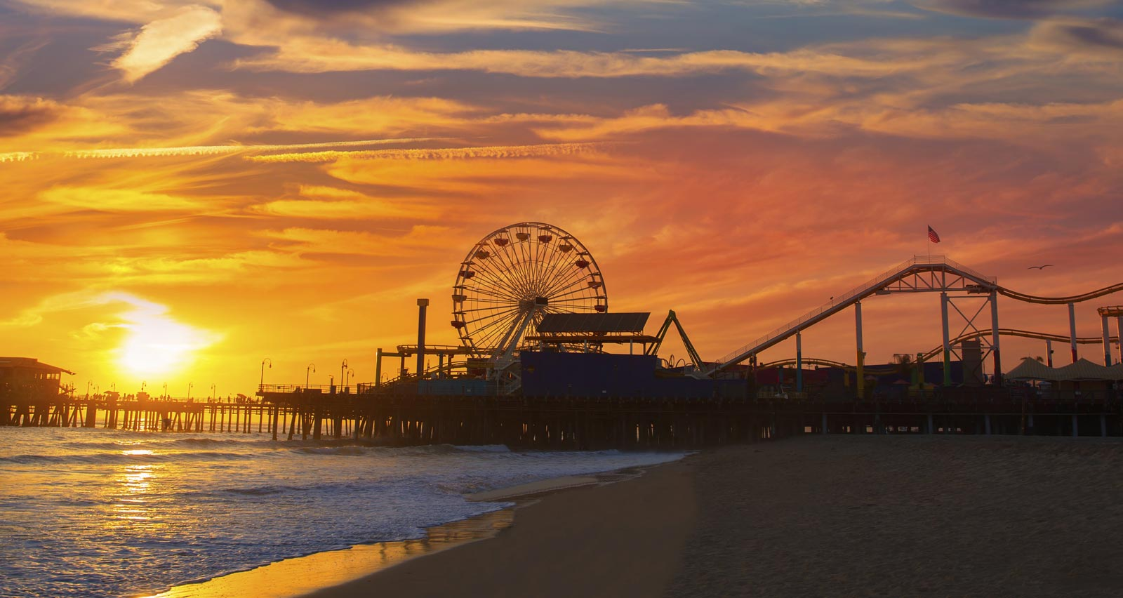 Places To Travel Los Angeles