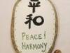 Peace and Harmony