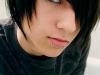 random beauty of an emo boy