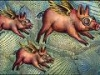 Truth soars with the flying pigs