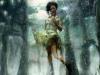 Woodsprite ⁓ (gentle fantasy)