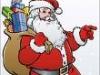 Christmas, Presents, Holiday Cheer, and Santa Claus.