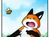 The Little Red Fox - Bees!