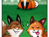 The Little Red Fox - Bullies