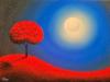 -Cherry Colored Tree-