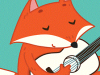 The Little Red Fox - A Song