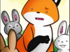 The Little Red Fox - Rabbit Reunion