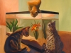 From inside the Aquarium