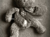 Torn-Up Teddy Bear