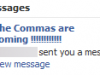 The Commas Are Coming