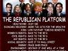 trumpy's Republican Platform