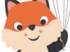 The Little Red Fox - Balloon