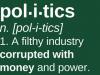 A Political Hypocrisy