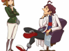 Layton Brothers: Mystery Room Fanfiction: Case 10 - Bubble Bereavement