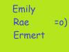 Emily Rae Ermert