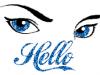 """""""Hello!"""" (suggestive)"""