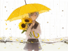 Why You Can't Move On - Flower and Rain