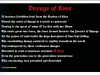 Voyage of Love